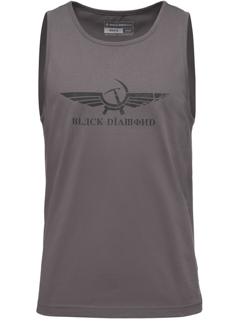 Black Diamond Perestroika Tank Men Slate